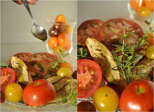 Partenariat huile - Tomates anciennes & huile olive Terre de Crète
