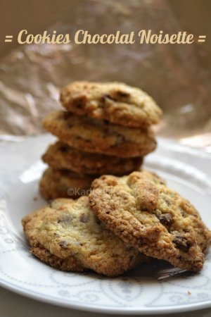 Dégustation cookies chocolat noisette de la marque Zaabär pour un goûter gourmand