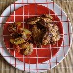 Recette d'araignée de porc marinade épicée tandoori de Terre Exotique cuite à la plancha