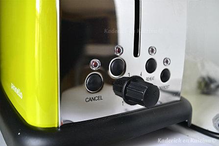 Paranello® mon nouveau partenariat avec ce grille pain toaster - Kaderick en Kuizinn©