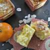 Recette des mini cake lait iben aux clémentines bio - Kaderick en Kuizinn©2012