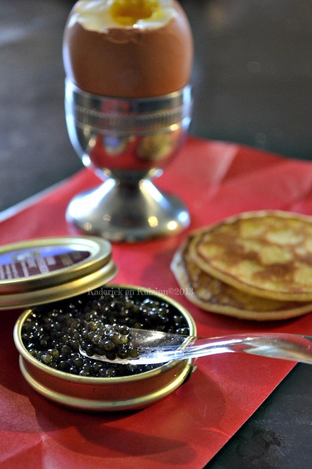 Recette du caviar Dom Petroff une offre découverte Groupon et Auchan pour la St Valentin - Kaderick en Kuizinn©2013