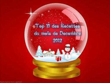 Logo du top 10 décembre
