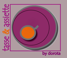 Logo tasse & assiette