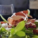 Recette apéro et tapas avec du jambon Joselito® sur du pain de campagne avec du Manchego - Kaderick en Kuizinn©2013