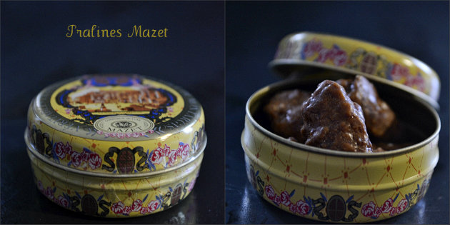 Pralines Mazet, cadeau en partenariat avec la boutique Cuisine Addict - Kaderick en Kuizinn©2013