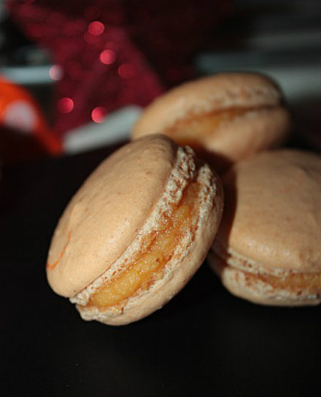 Macarons-clementines-