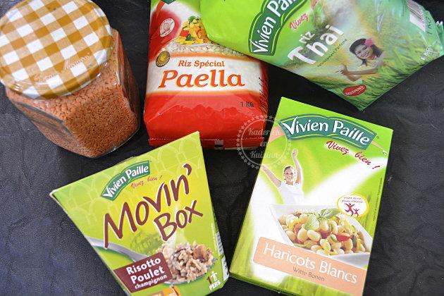 Produits offerts en partenariat avec Vivien Paille