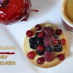 Recette de la pâte sablée pour le fond de tarte, tartelette ou petits sablés à grignoter