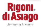Logo de Rigoni di Asiago marque biologique - Recette de cuisine que je vais faire grâce à leur miel, confiture et surtout pâte à tartiner Nocciolata bio