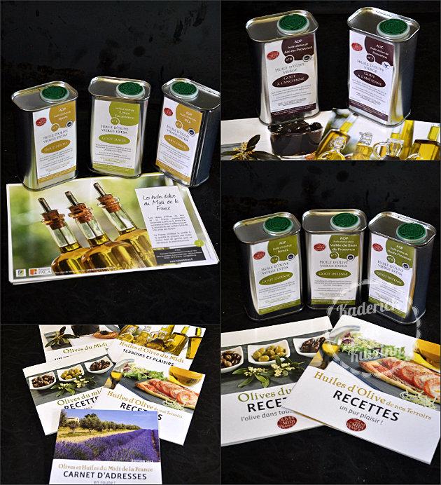Partenariat avec Huile d'olive AOC et AOP du Midi de la France - Recette de cuisine que je vais pouvoir faire