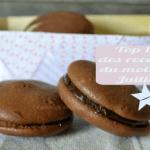 Top 10 recettes Juillet 2013