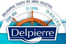 Logo de la marque Delpierre