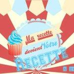 logo du blog en catégorie ma recette devient votre recette N°26