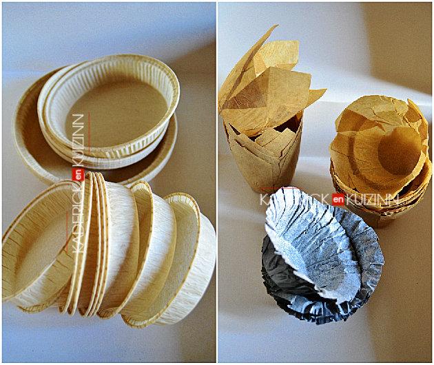 Partenariat Cooking box - Moules à tarte et moules à muffins de la marque Gault & Frémont