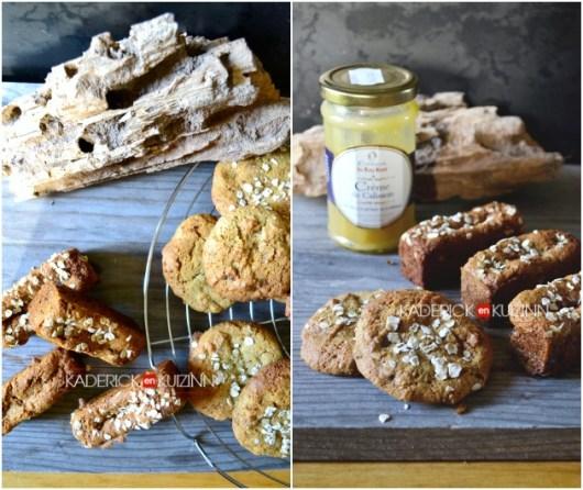 Cookies bars - Recette cookies à la crème de calisson du Roy René et pépites de chocolat