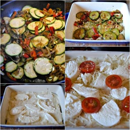 Recette lasagne de légumes bio à la provençale Culino Versions