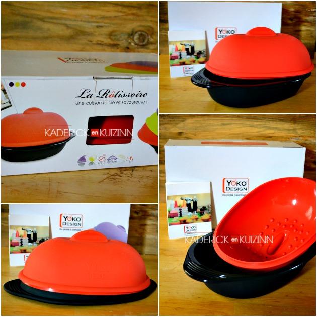 Partenariat Yoko Design - Produits silicone pour une cuisine créative