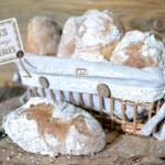 Recette pain - Mes petits pains express sans pétrissage aux céréales