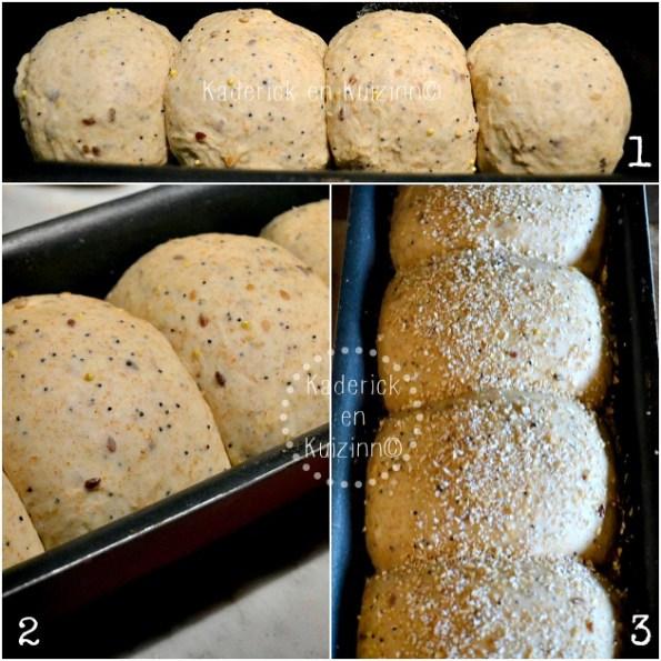 Pain complet - Recette saine et bio du pain de mie complet et aux 5 céréales