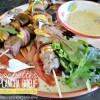 Brochettes bœuf - Plancha bœuf au citron et moutarde