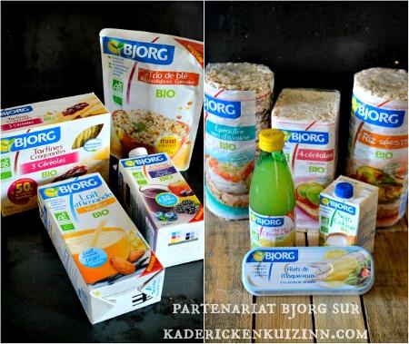 Poulet roti - Poulet aux légumes d'été et trio de céréales bio bjorg