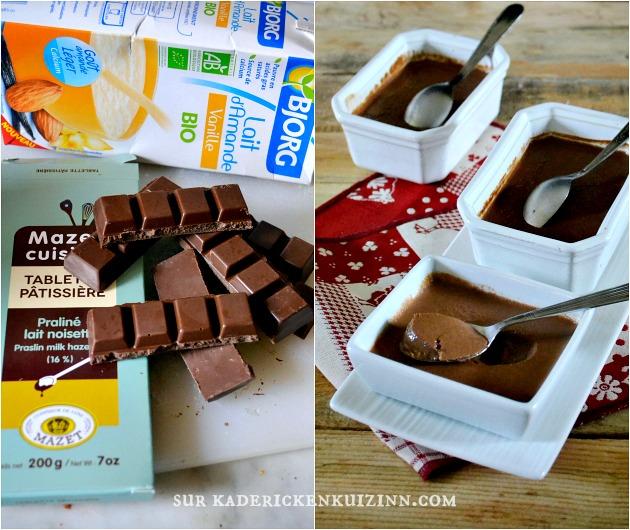 Petits Flans Recette Sans Gluten Et Sans Lactose Au Chocolat