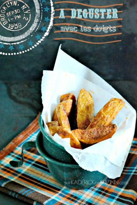 Potatoes country - Comment faire cuire des potatoes fait maison