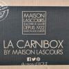 Carnibox Aout - Partenariat viande avec la Maison Lascours