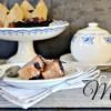 Cake recette - Cake aux mûres et confiture aux fruits rouges