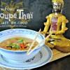 Soupe thai - Recette thaï d'araignée de porc et lait de coco