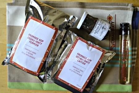 Recette galettes - Palets de pomme de terre et dès d'Ossau Iraty fermier