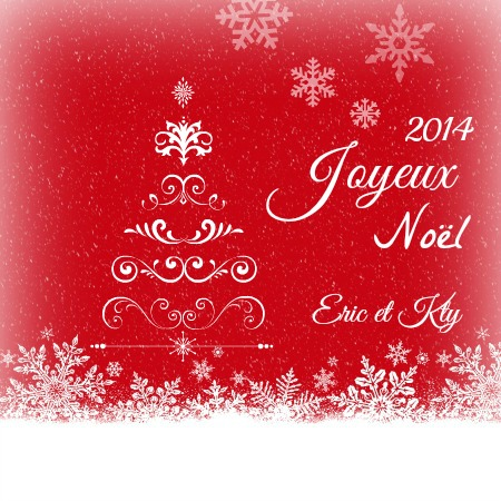 Joyeux Noel 2014 chez Kaderick en Kuizinn© recettes calendrier de l'avent