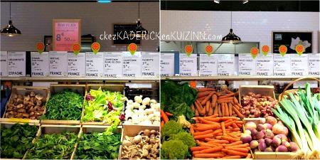 Mangez frais Achetez local, c'est Frais d'ici rayon fruits et légumes - Kaderick en Kuizinn