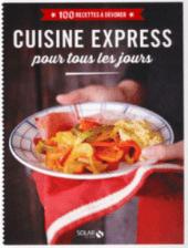 Livre Solar cuisine express