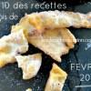 Slider Top 10 recettes février 2015 oreillettes mardi gras