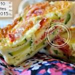 Mars 2015 - Top 10 des recettes mois de Mars 2015 chez Kaderick en Kuizinn