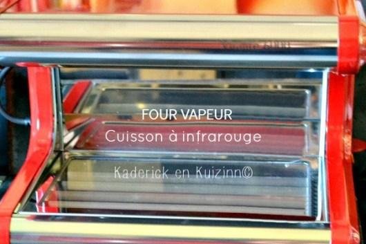 Cuisson Omnicuiseur - Four vapeur Omnicuiseur Vitalite 6000 chez Kaderick en Kuizinn©
