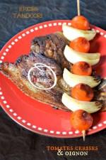 Dégustation poitrine porc - Plancha porc tandoori ou citron thym chez Kaderick en Kuizinn