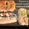 Recette poitrine porc - Plancha porc tandoori ou citron thym chez Kaderick en Kuizinn