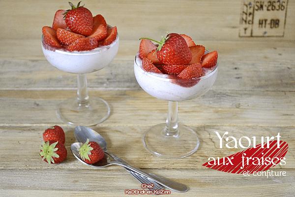 recette tiramisu fraise allege
