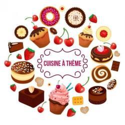 Logo du défi cuisine à thème chez Kaderick en Kuizinn