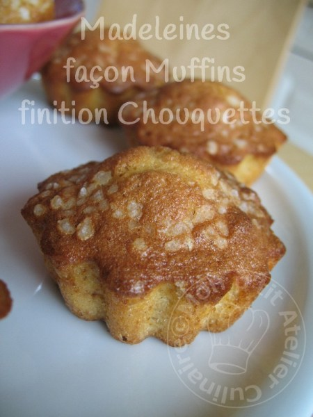 Madeleines-façon-Muffins-finition-Chouquettes1