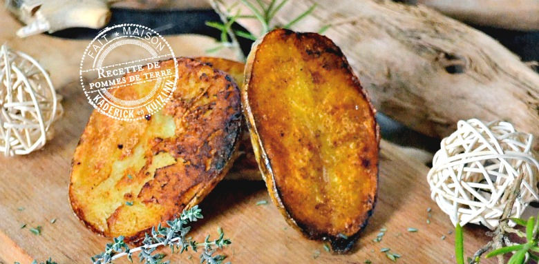 recette-pommes-de-terre-rissolees-beurre-thym-romarin-kaderick