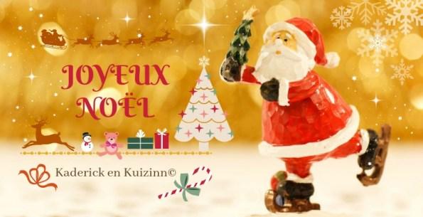 Calendrier jour 24 - Calendrier de l'avent : Joyeux Noël