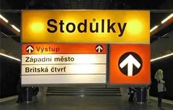 Metro Stodůlky