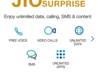 TRAI stopped Jio Summer surprise