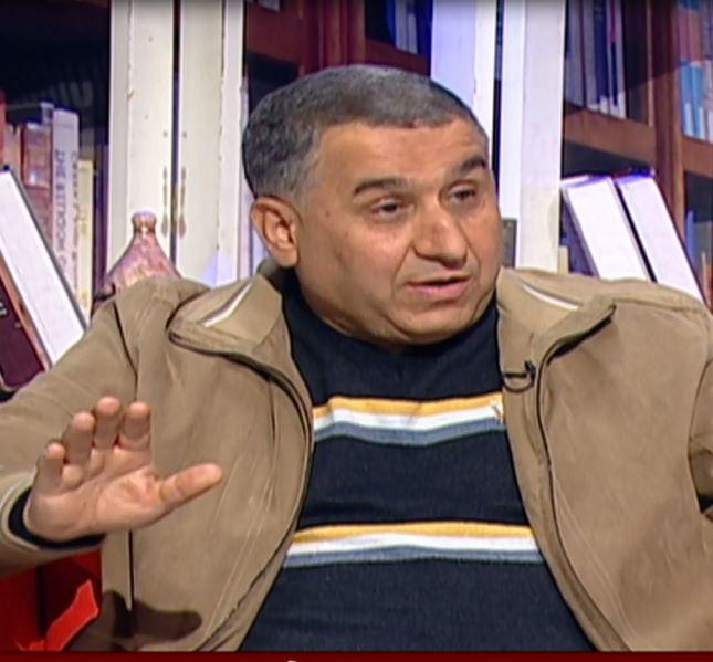 الدكتور البشير ربوح