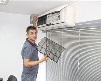 Klima Temizliğine Dikkat