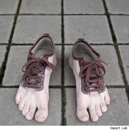 footwear designs 18 Strange Footwear designs
